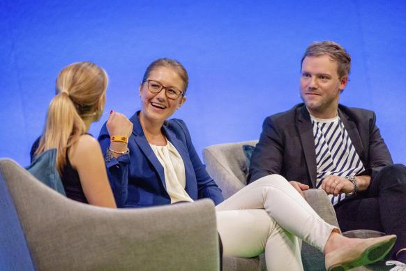 Cebit Salesforce Diskussionsrunde